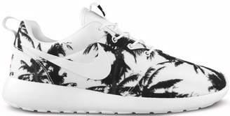 Nike Roshe Run Palm Trees Black White (W)