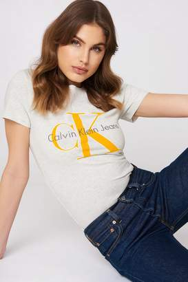 Calvin Klein Tanya Crew Neck Tee