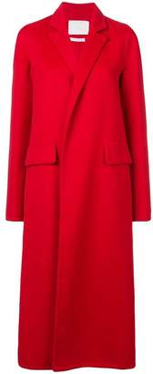 Oscar de la Renta long sleeve coat