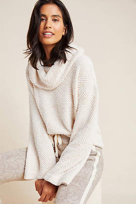 Anthropologie Constance Bell-Sleeved Pullover