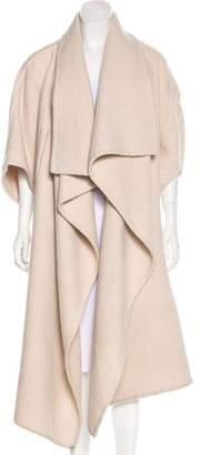 Chloé Alpaca-Blend Coat