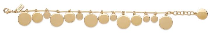 Cortes Single Row Paillette Bracelet