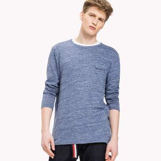 Tommy Hilfiger Long-Sleeve Pocket Tee