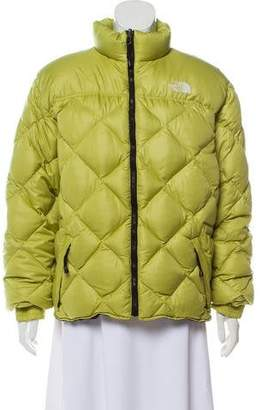 The North Face Green Puffer Coats - ShopStyle 86b3a17c8
