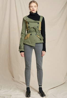 Marissa Webb Kendrick Cotton Canvas Jacket