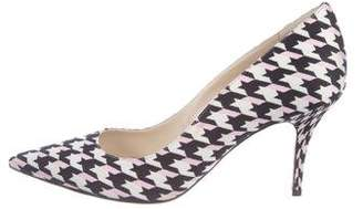 Christian Dior Volt Pointed-Toe Pumps