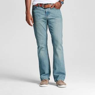 Mossimo Supply Co. Men's Bootcut Jeans Light Wash - Mossimo Supply Co. $24.99 thestylecure.com