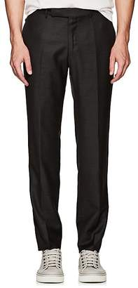 Ermenegildo Zegna MEN'S TROFEO WOOL SLIM TROUSERS