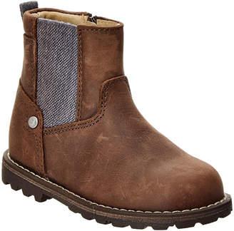 Jacadi Parchemin Leather Boot