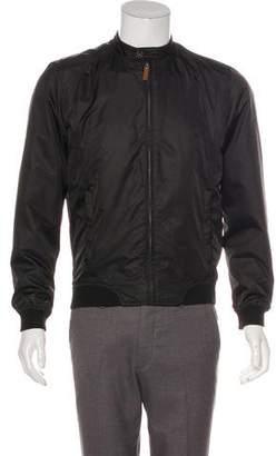Ted Baker Casual Zip Harrington Jacket