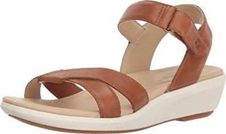 Hush Puppies Women's LYRICALE QTR Strap Fashion Sandals