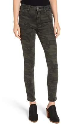 STS Blue Ellie Camo Print High Waist Skinny Jeans