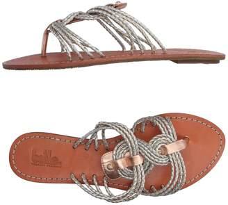 Belle Toe strap sandals - Item 11172530FB