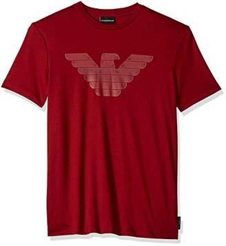 Emporio Armani Men's Fashion Logo Tees