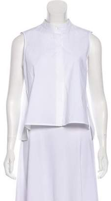 Brock Collection Sleeveless Oversize Top