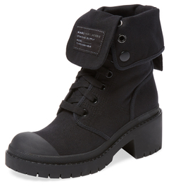 Spencer Fold Over Army Boot $398 thestylecure.com