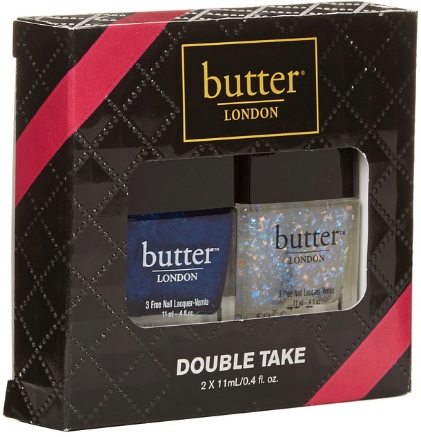 Butter London Ice Lacquer Overcoat Duo (N/A) - Beauty