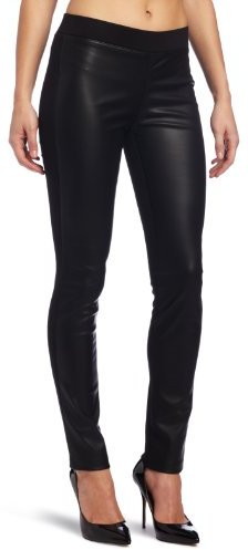 Kenneth Cole Women's Pleather-Ponte Legging
