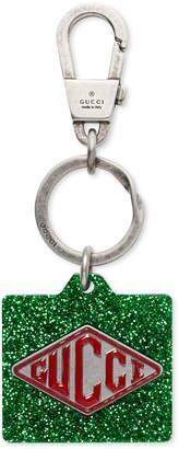 Gucci game tag keychain