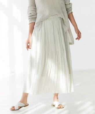 GALLARDAGALANTE (ガリャルダガランテ) - ガリャルダガランテ)レディース シャイニープリーツスカート