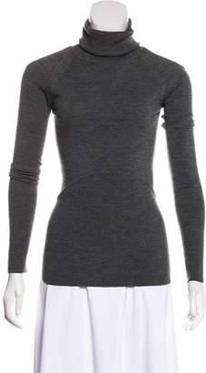 Yigal Azrouel Turtleneck Wool Sweater