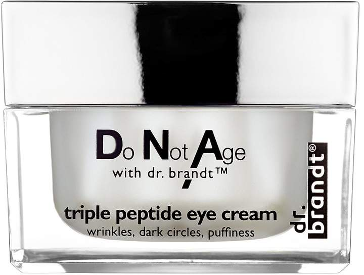 Dr. Brandt Skincare Skincare Do Not Age with Triple Peptide Eye Cream