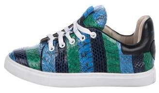 dc6cfff49f2 Snakeskin Sneakers - ShopStyle