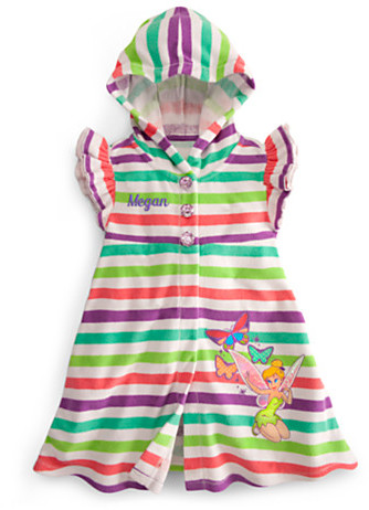 Disney Tinker Bell Cover-Up for Girls - Personalizable