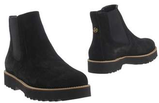 dac08b3e55 Hogan Black Ankle Boots For Women - ShopStyle UK