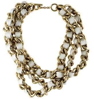 DSQUARED2 Multistrand Chain Necklace