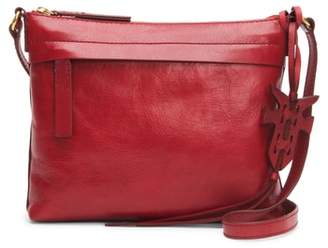 Frye Carson Leather Crossbody Bag