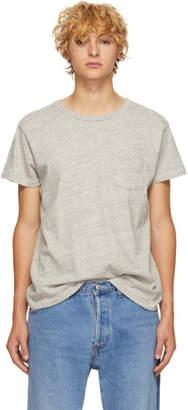 Levi's Clothing Grey 1950s Sportwear T-Shirt
