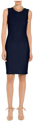 St. John Ana Boucle Knit Dress
