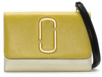 Marc Jacobs Snapshot Sunshine Multicoloured Leather Chain Wallet
