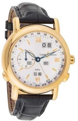 Ulysse Nardin GMT Perpetual Calendar Watch