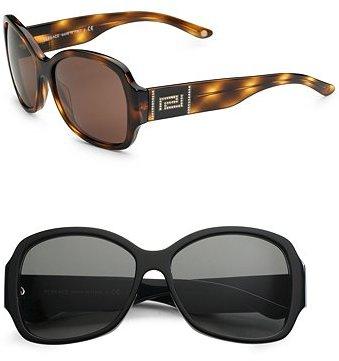 Versace Grecian Logo Sunglasses