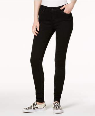 Celebrity Pink Juniors' Black Skinny Jeans