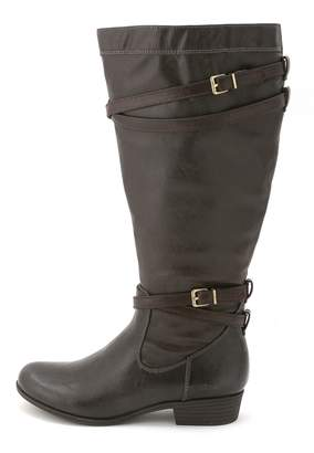 Naturalizer Women's Victorious Wide Calf Riding Boot