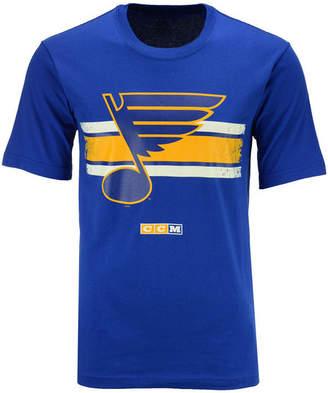 Ccm Men's St. Louis Blues Home Ice Advantage T-Shirt