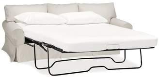 Pottery Barn Sale PB Basic Slipcovered Sleeper Sofa