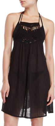 Polo Ralph Lauren Macrame Cover-Up Dress