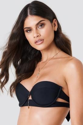 J&K Swim X Na Kd Side Cut Bikini Top