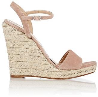 Barneys New York Women's Fania Platform Wedge Sandals $250 thestylecure.com