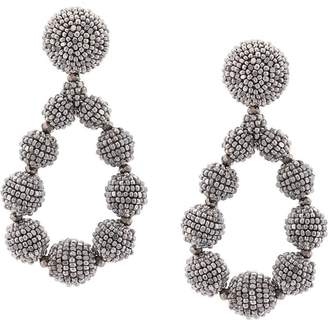 Sachin + Babi ball earrings