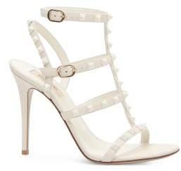 Valentino Tonal Rockstud Sandals