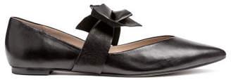 H&M Flats - Black