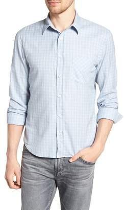 Billy Reid Kirby Slim Fit Check Sport Shirt