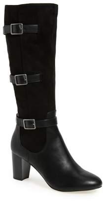 Bella Vita Talina II Belted Knee High Boot