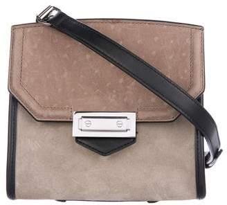 Alexander Wang Suede Marion Prisma Crossbody Bag