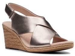 Clarks Collection By Lafley Alaine Leather Sandals